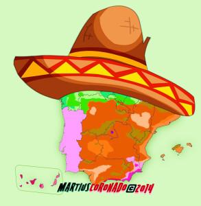España a la Mexicana