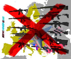 Europa prohibe las Armas