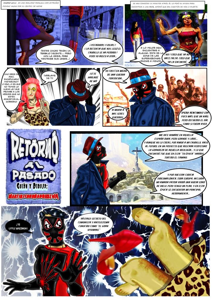 Retorno al Pasado #1