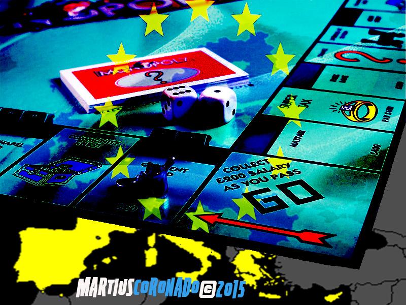 El Monopoly Europeo