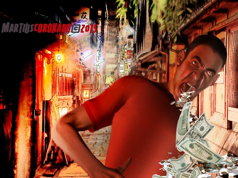 Maldito Dinero