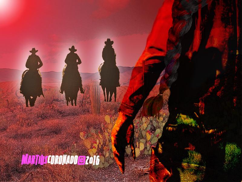 Una de Western