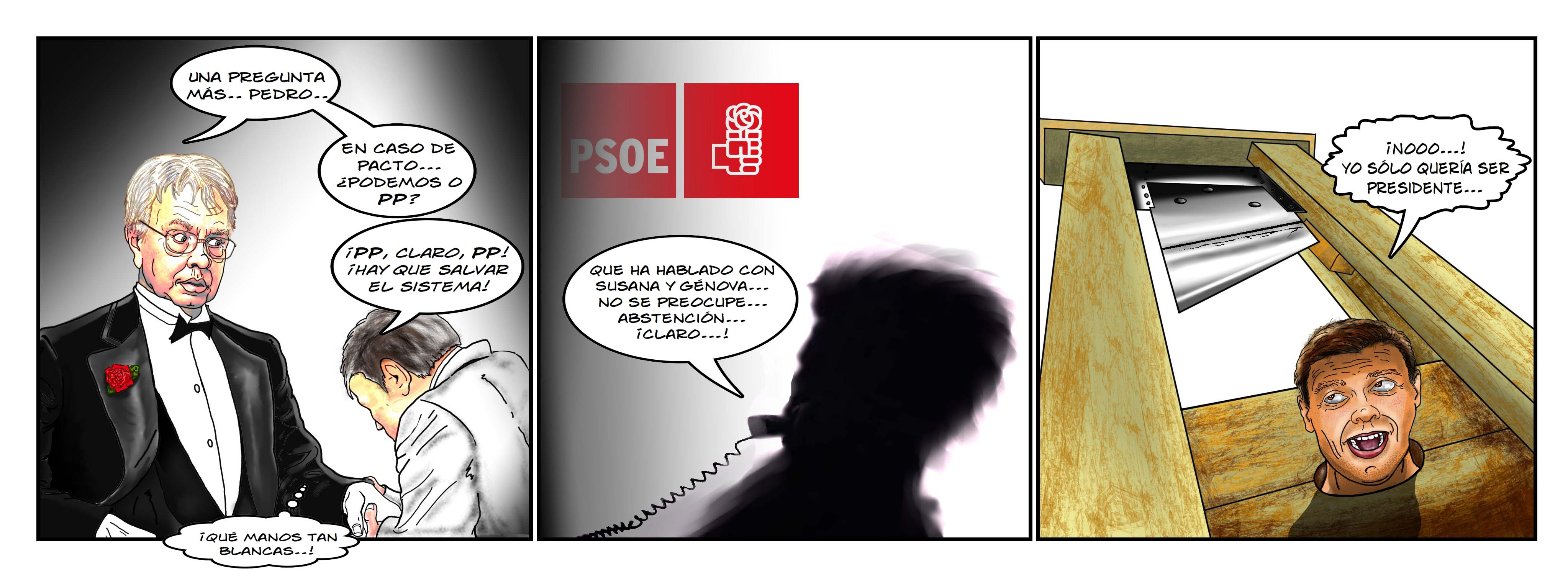 La Abstención y el PSOE